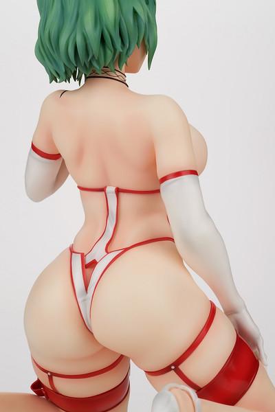Hikage Sexy Nurse Ver Shinobi Master Senran Kagura NEW LINK Figure