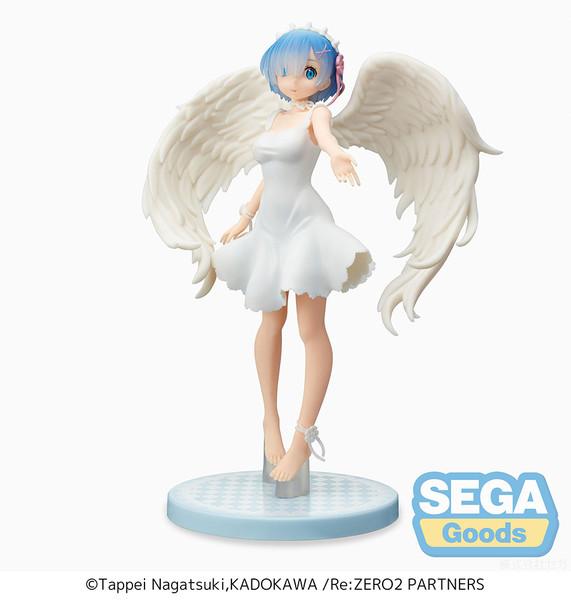 Rem Angel Ver Re:ZERO Prize Figure