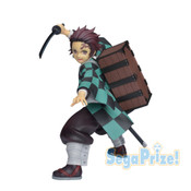 Tanjiro Kamado Demon Slayer SPM Prize Figure