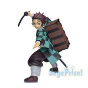 Tanjiro Kamado Demon Slayer SPM Prize Figure