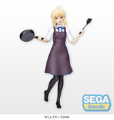 Saber Today's Menu for the Emiya Family PM Prize Figure