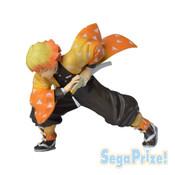 Zenitsu Agatsuma Demon Slayer SPM Prize Figure