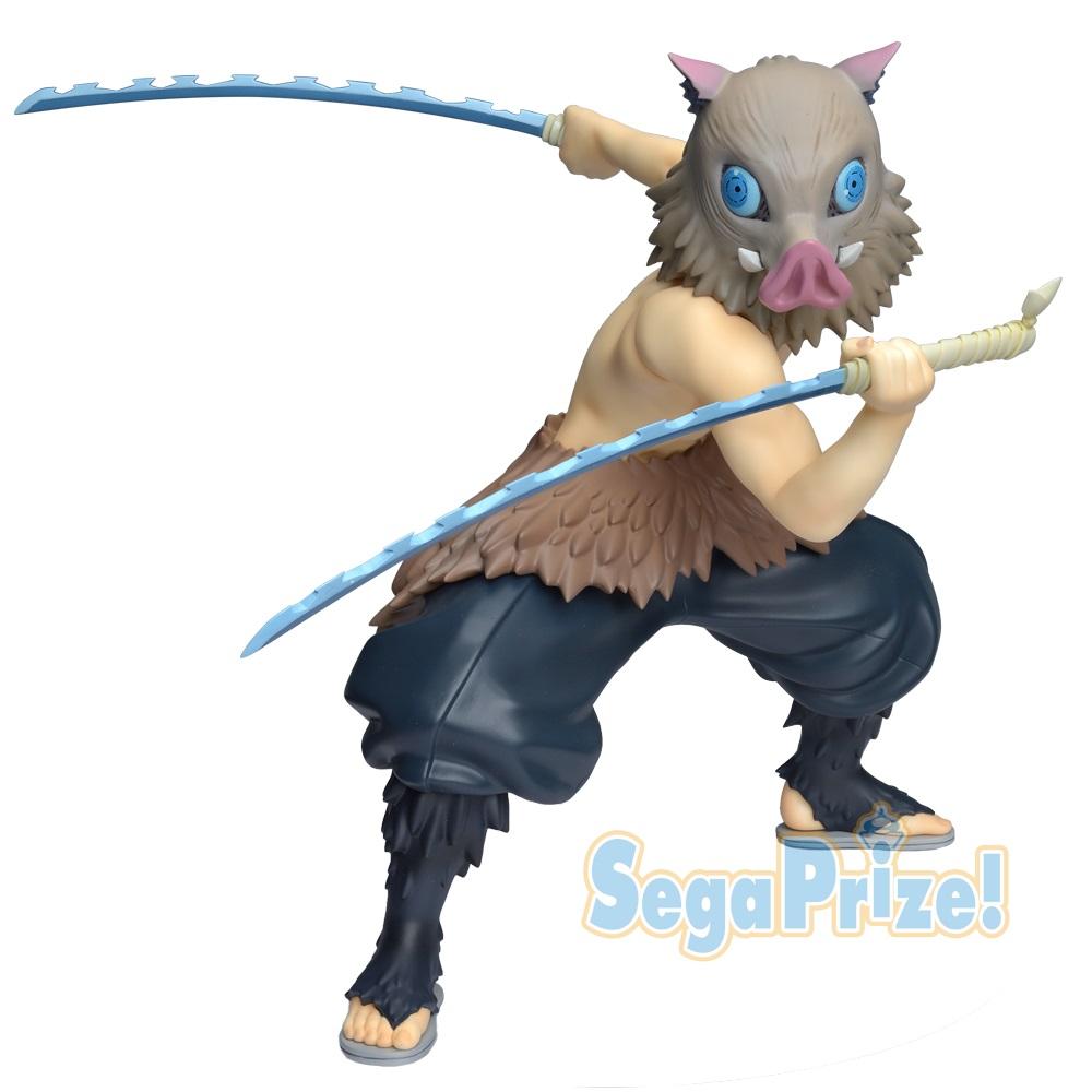 Inosuke Hashibira Demon Slayer SPM Prize Figure