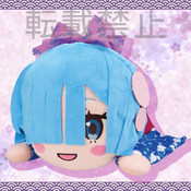 Rem Nagomi Ver Re ZERO MEJ Lay-Down Plush