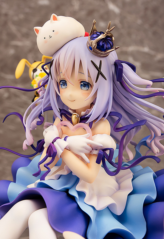 Chino and Rabbit Dolls Is the Order a Rabbit? Figure