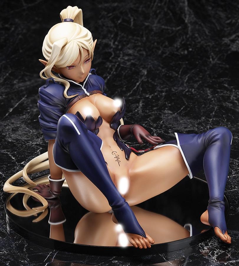Chloe Kuroinu Figure
