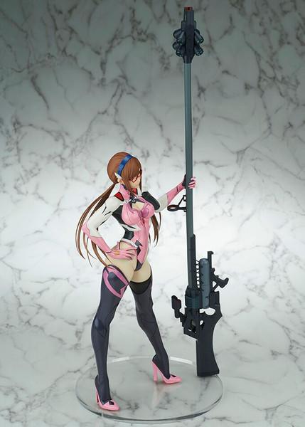Mari Makinami Illustrious Sniper Ver Evangelion Figure