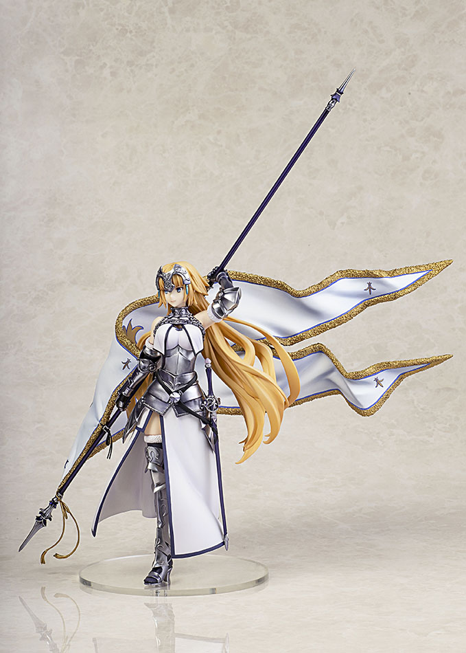 Ruler/Jeanne d'Arc White Flag Ver Fate/Grand Order Figure