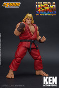 Ken Ultra Street Fighter 2 The Final Challengers Figure