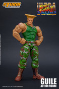 Guile Street Fighter Figure