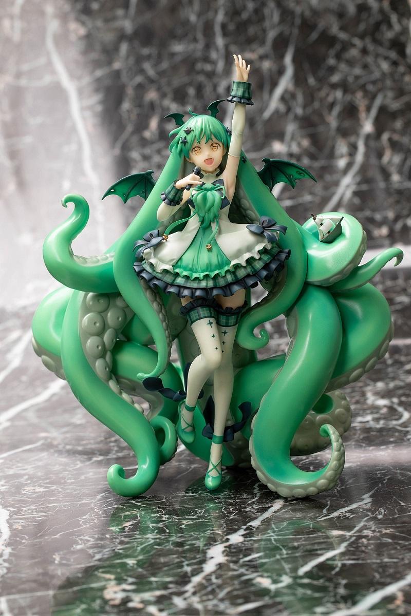 Idol Cthulhu-chan Stage Ver Figure