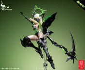 Phantom 001 Hotaru Reverse Change Ver Phantom Devil Machine Series Action Figure Set