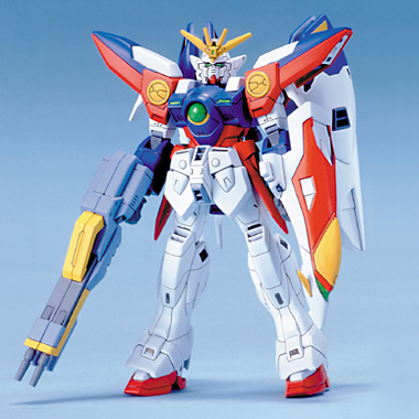 Image result for gundam wing model kit