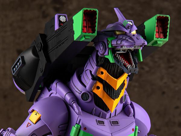 Godzilla vs Evangelion Type-3 Kiryu EVA Unit-01 Color Ver Exclusive Model Kit