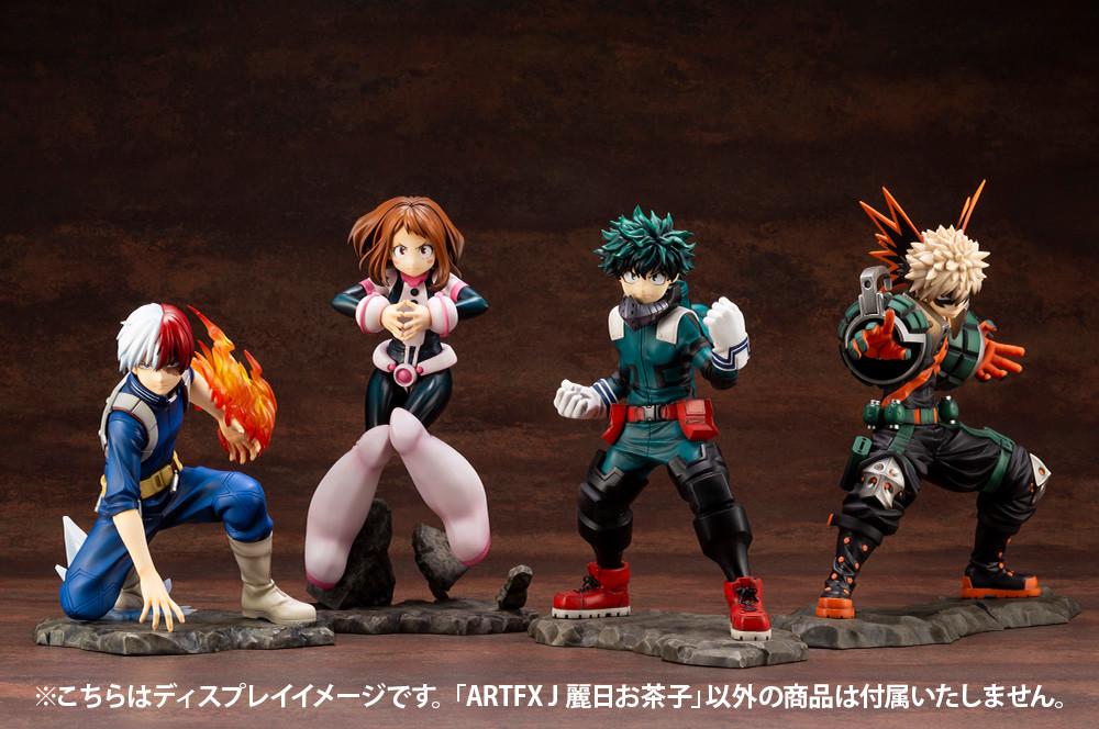 Ochaco Uraraka My Hero Academia ARTFX J Figure