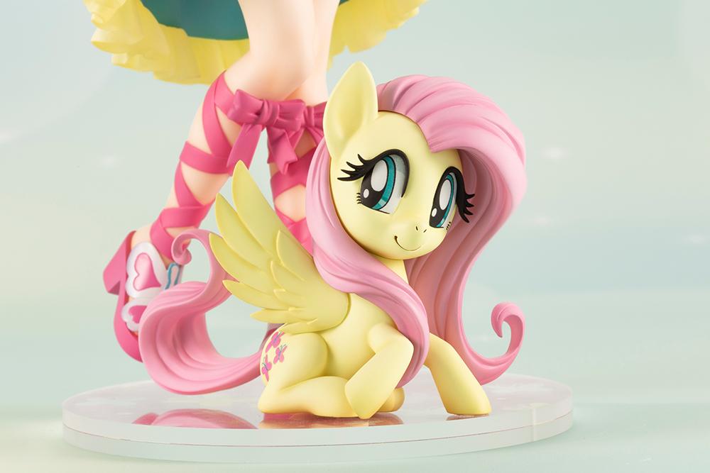 Fluttershy My Little Pony Bishoujo Statue Figure