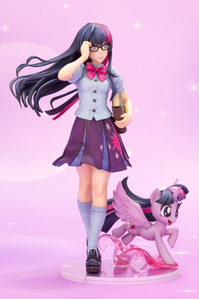 Twilight Sparkle My Little Pony Bishoujo Statue Figure