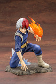 Shoto Todoroki My Hero Academia ARTFX J Figure