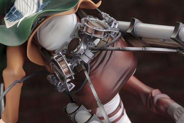 Mikasa Ackerman Renewal Package Ver Attack on Titan ARTFX J Figure