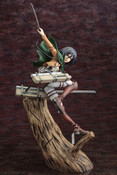 Mikasa Ackerman Renewal Package Ver Attack on Titan ARTFX J Figure