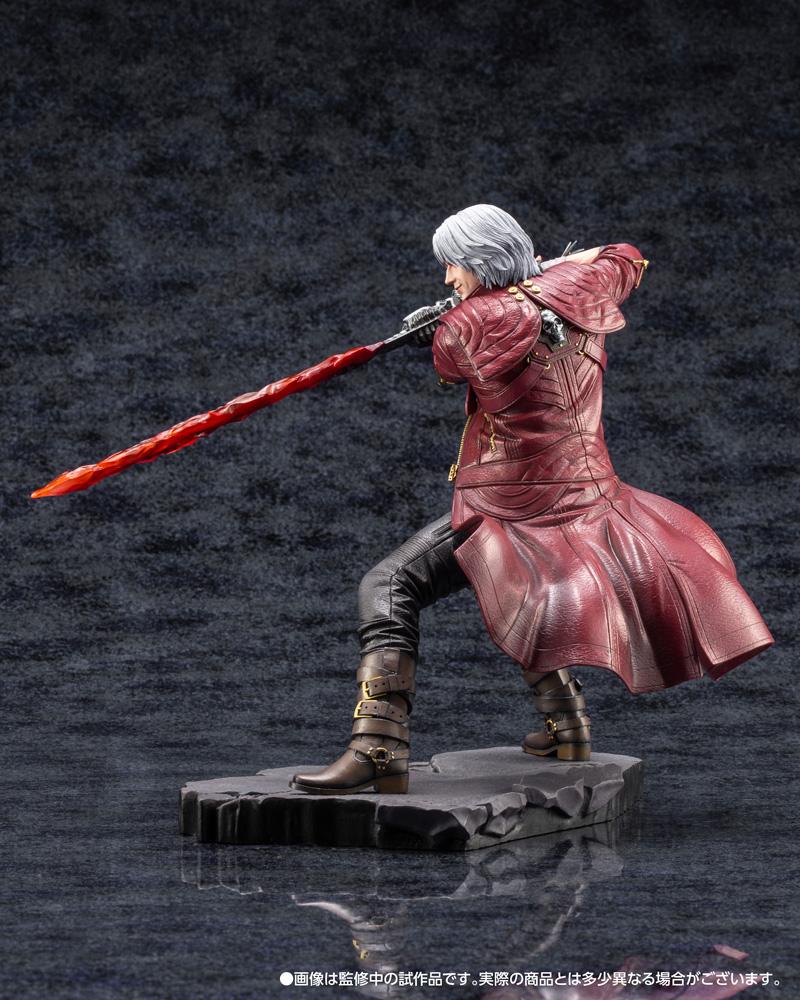 Devil May Cry 5: Dante Devil May Cry 5 ARTFX J Figure