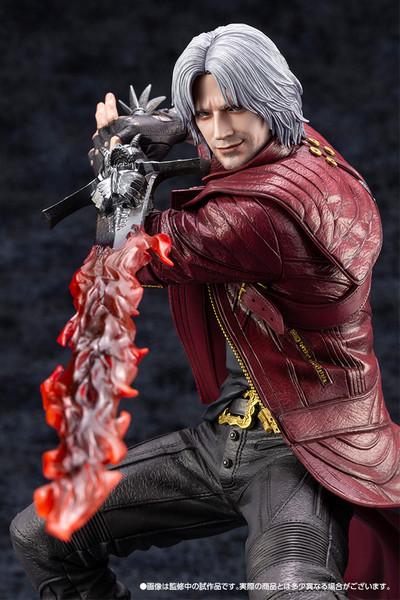 Dante Devil May Cry 5 ARTFX J Figure