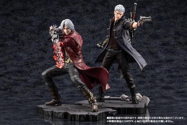 Nero Devil May Cry 5 ARTFX J Figure