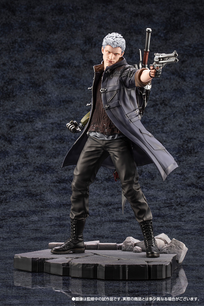 Nero Devil May Cry 5 ARTFX J Figure