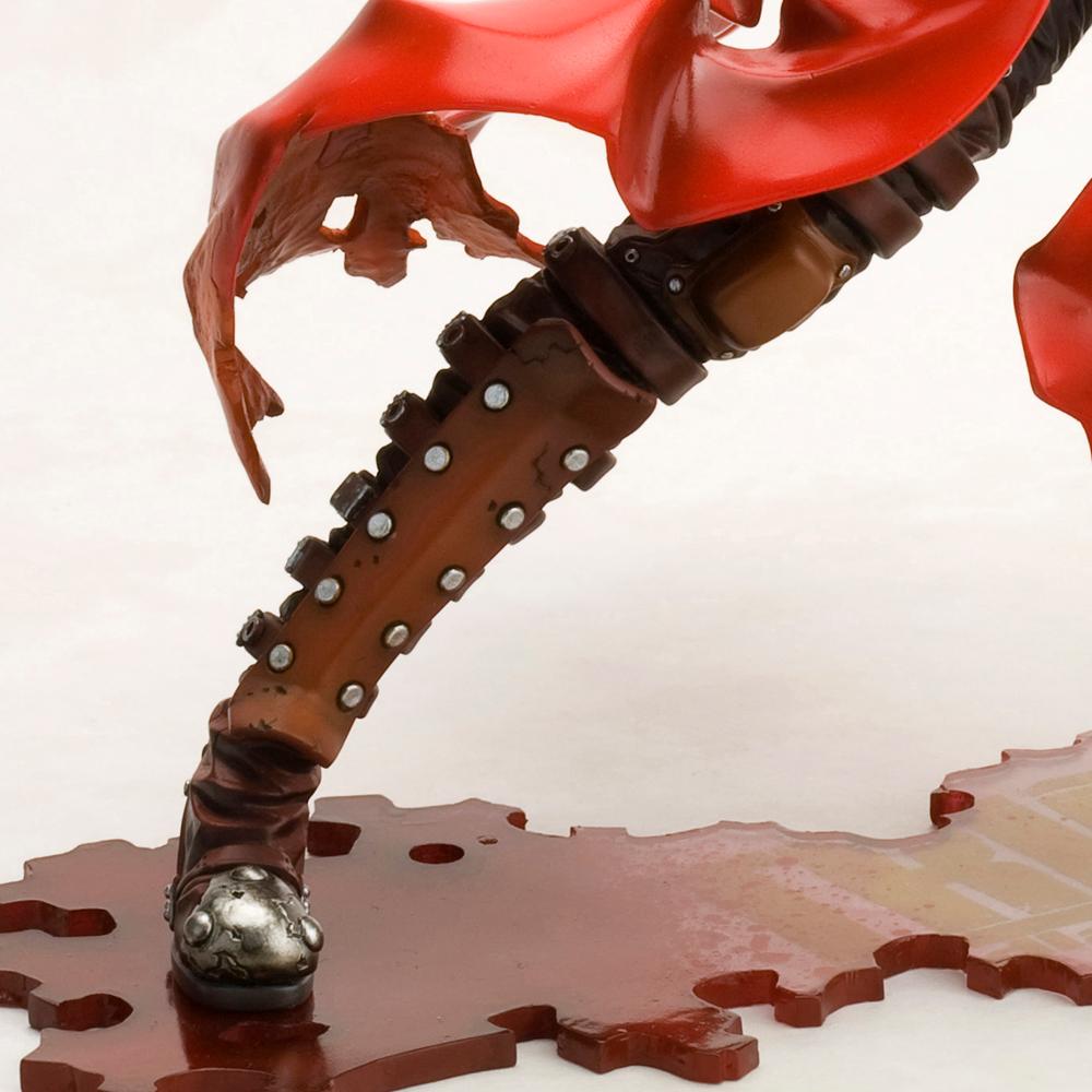 Vash the Stampede Trigun Renewal Ver ARTFX J Figure