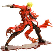 Vash the Stampede Trigun Renewal Ver ARTFX J Figure