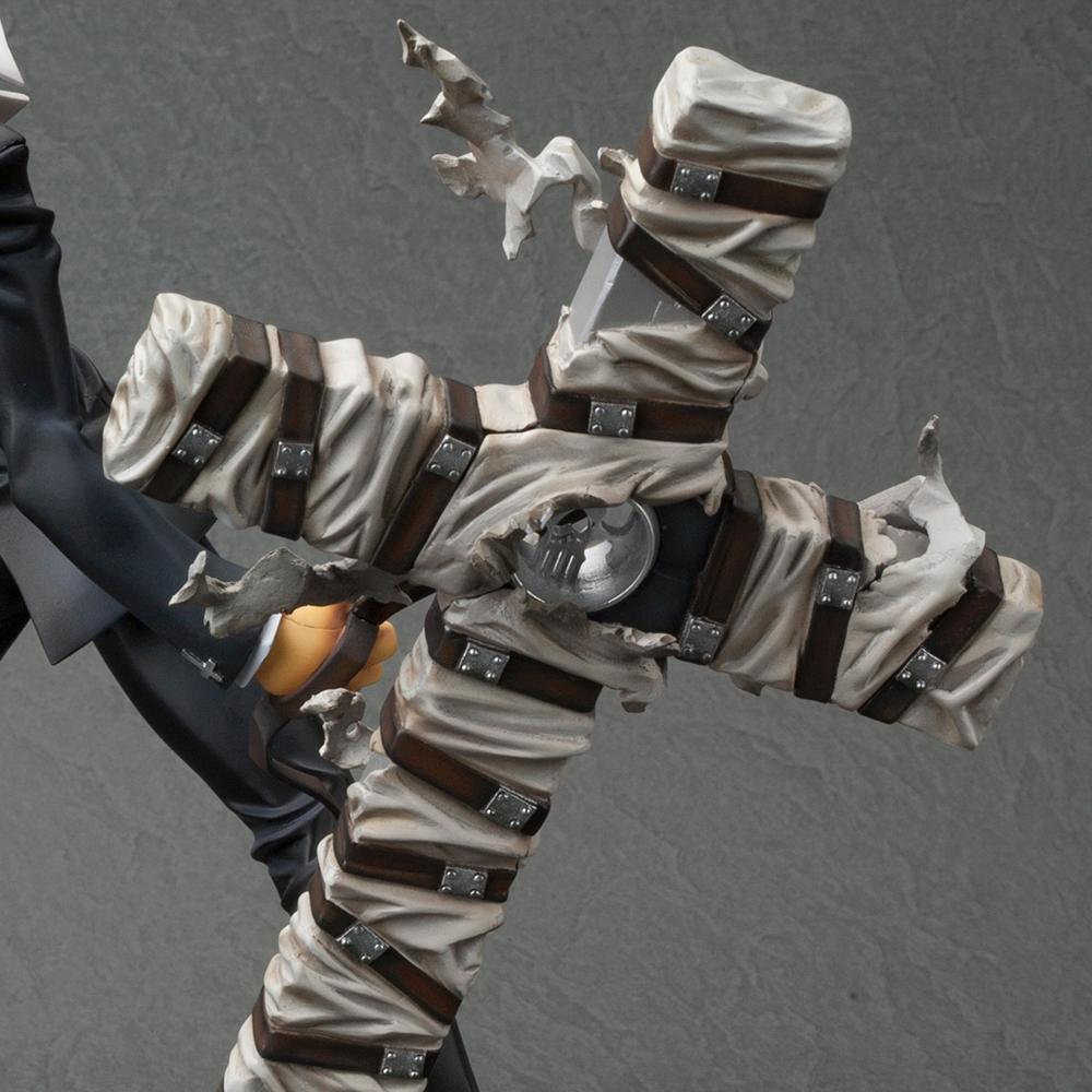 Nicholas Wolfwood Trigun Renewal Ver ARTFX J Figure