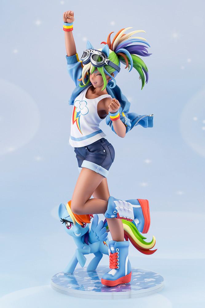 Rainbow Dash My Little Pony Bishoujo Statue Figure