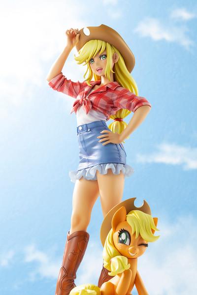 Applejack My Little Pony Bishoujo Statue Figure