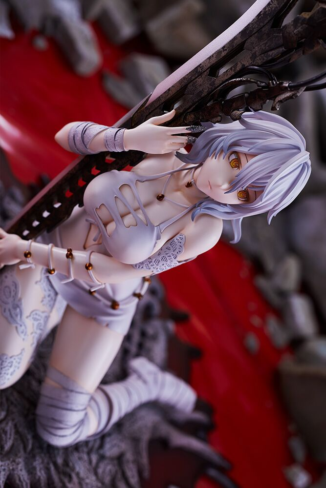 Io Cuddling the Sword Ver Code Vein ARTFX J Figure
