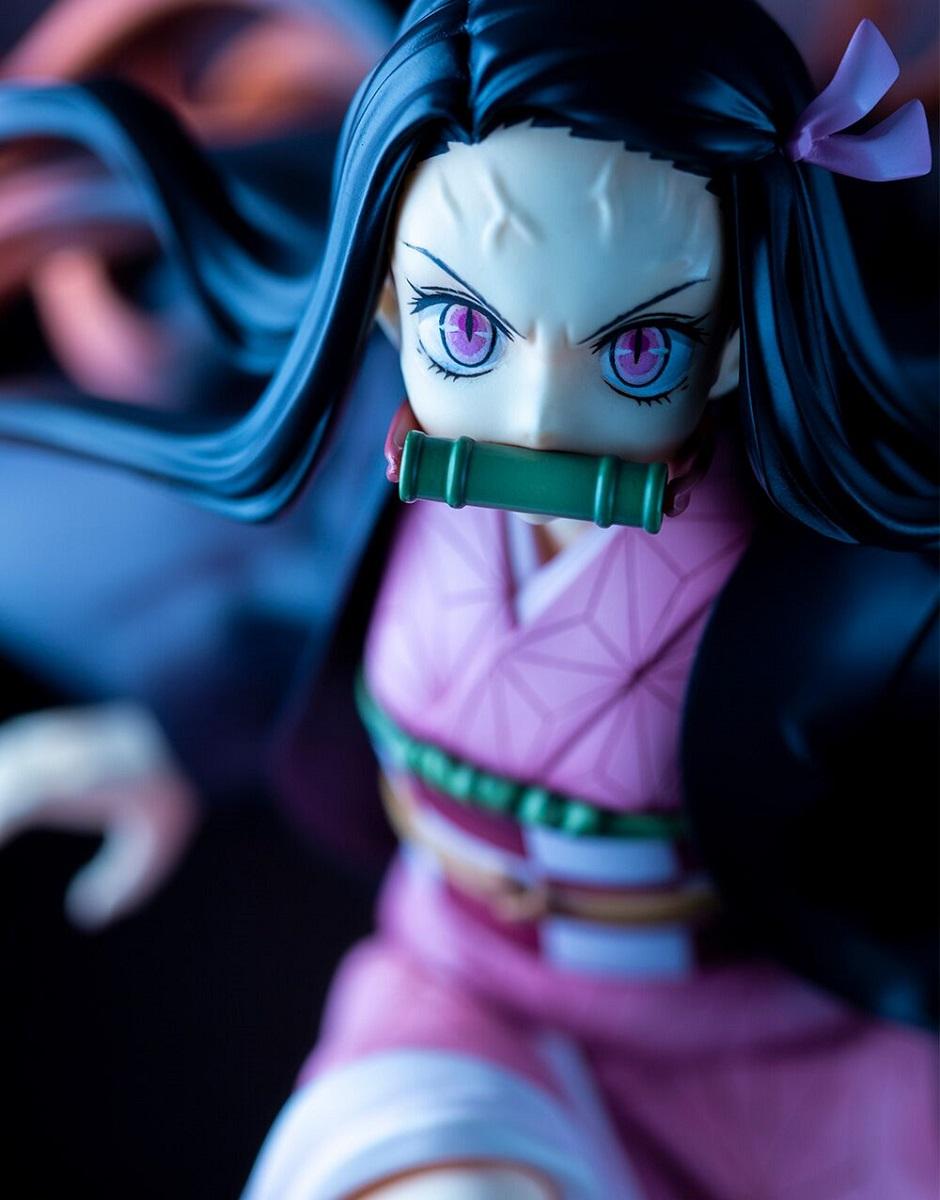 Nezuko Kamado Demon Slayer ARTFX J Figure
