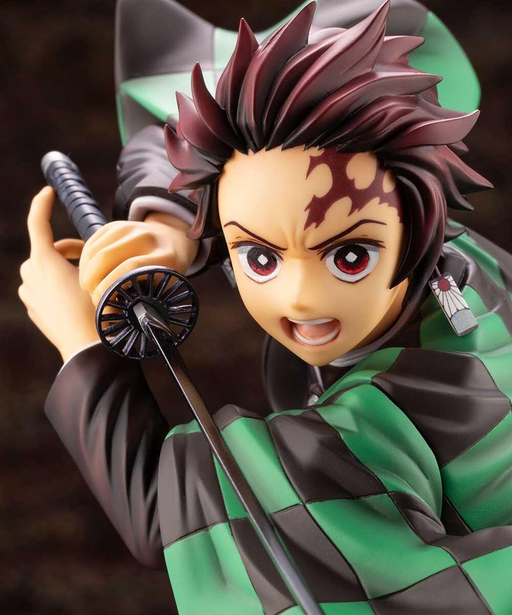 Tanjiro Kamado Demon Slayer ARTFX J Figure