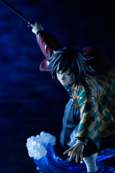 Giyu Tomioka Demon Slayer ARTFX J Figure