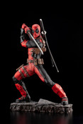 Deadpool Maximum Fine Art Figure