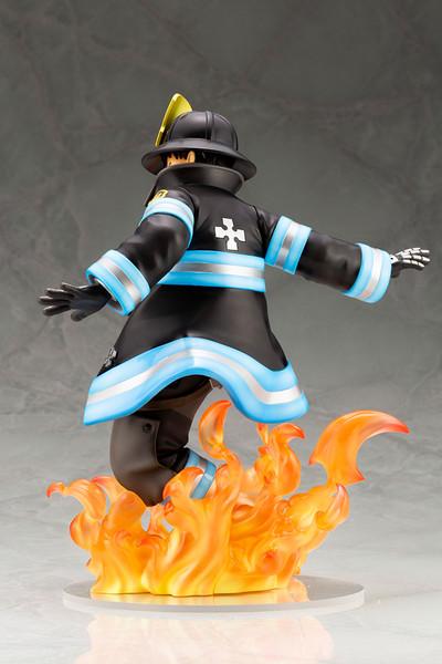 Shinra Kusakabe (Re-run) Fire Force ARTFX J Figure