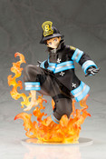 Shinra Kusakabe Fire Force ARTFX J Figure