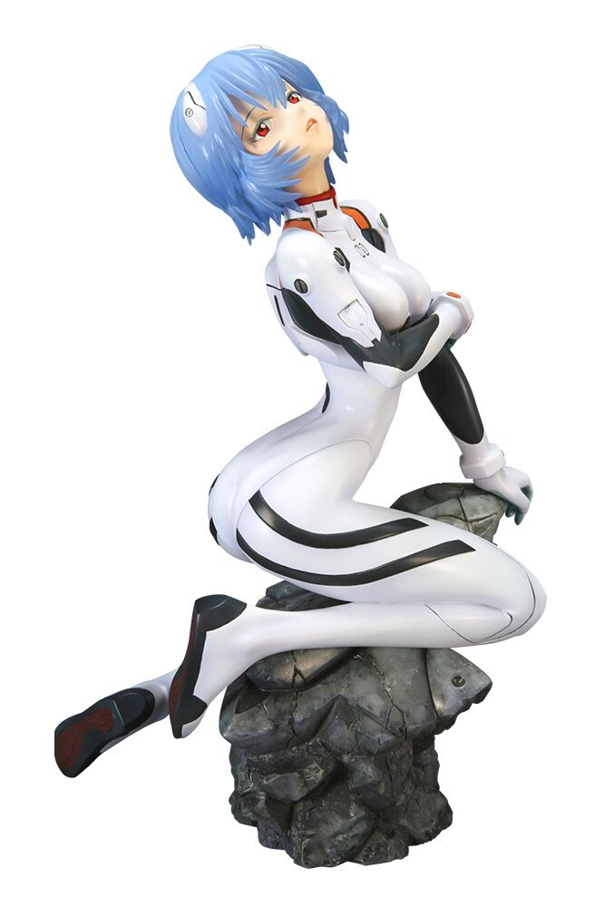 Rei Ayanami Plugsuit Ver Evangelion Figure