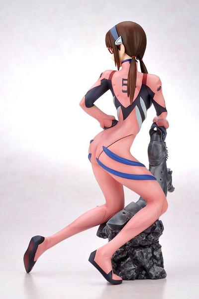 Mari Makinami Illustrious Plugsuit Ver Evangelion Figure