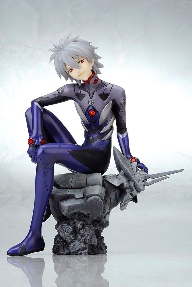 Kaworu Nagisa Plugsuit Ver Evangelion Figure