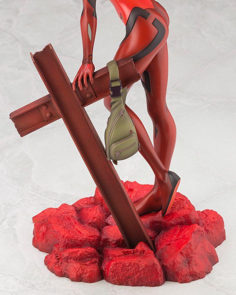 Asuka Shikinami Langley Plugsuit Ver Evangelion 3.0 Figure