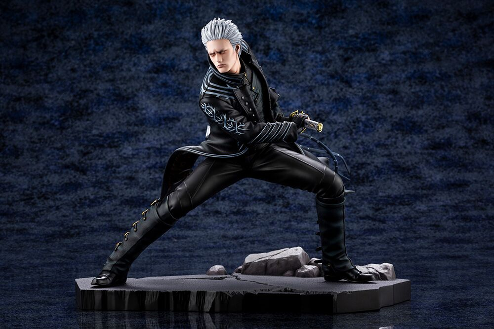 Vergil Devil May Cry 5 ARTFX J Figure