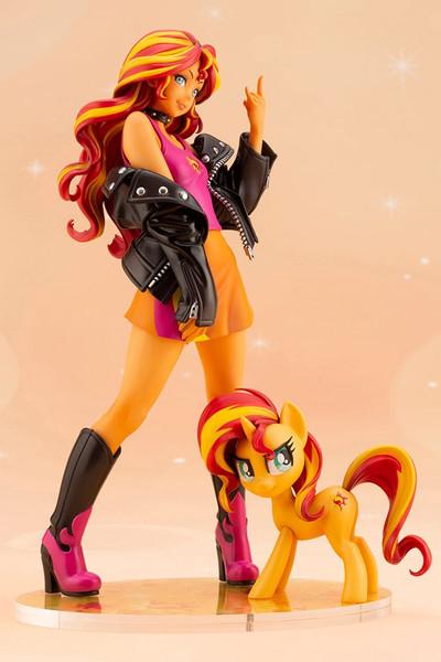 Sunset Shimmer My Little Pony Bishoujo Statue Figure