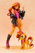 Sunset Shimmer My Little Pony Bishoujo Statue Figure