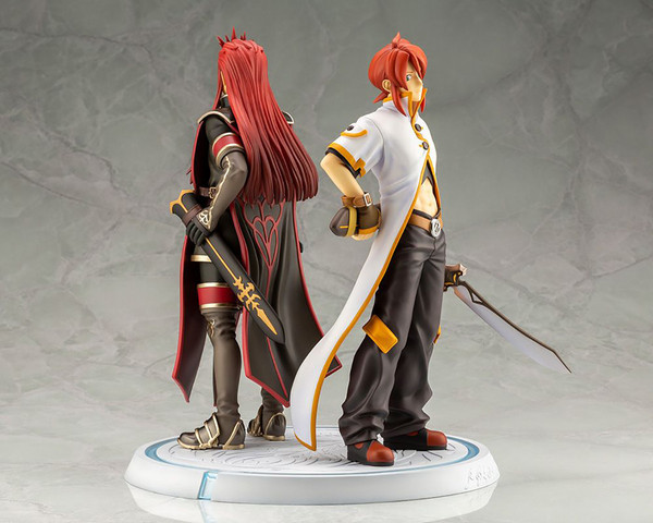 Luke and Asch Meaning of Birth Tales of the Abyss Figure
