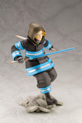 Arthur Boyle Fire Force ARTFX J Figure