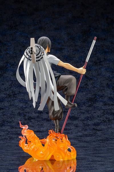 Shinmon Benimaru Fire Force ARTFX J Figure